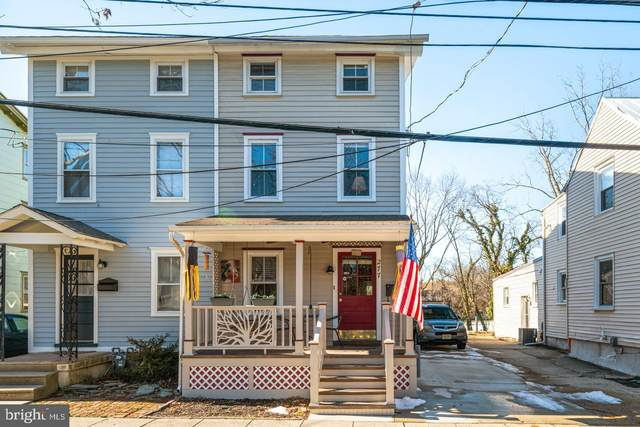 277 Lake Street, HADDONFIELD, NJ 08033 (MLS #NJCD413904) :: The Sikora Group