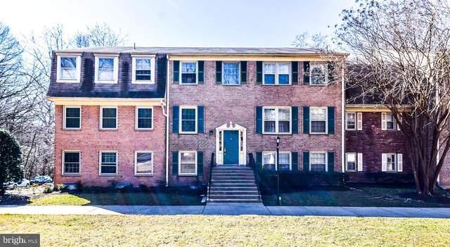 6012 Westchester Park Drive T1, COLLEGE PARK, MD 20740 (#MDPG597720) :: Dart Homes