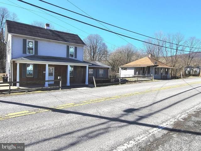 11002 Kreighbaum Road, CORRIGANVILLE, MD 21524 (#MDAL136278) :: The Mike Coleman Team
