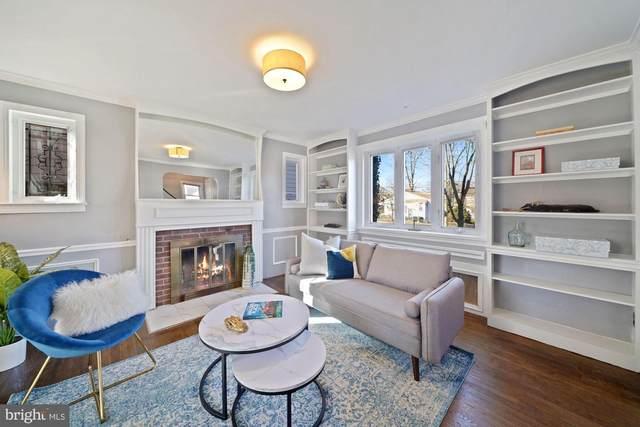 2711 18TH Street NE, WASHINGTON, DC 20018 (#DCDC509664) :: The Matt Lenza Real Estate Team