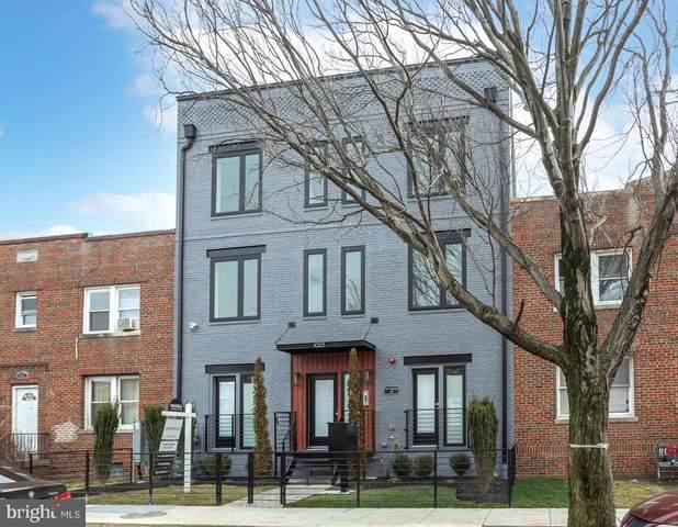1023 16TH Street NE #3, WASHINGTON, DC 20002 (#DCDC509674) :: Dart Homes