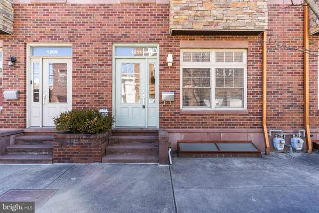 1211 S Juniper Street, PHILADELPHIA, PA 19147 (#PAPH990612) :: The Matt Lenza Real Estate Team