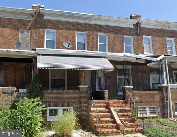 2314 Lauretta Avenue, BALTIMORE, MD 21223 (#MDBA541064) :: EXIT Realty Enterprises