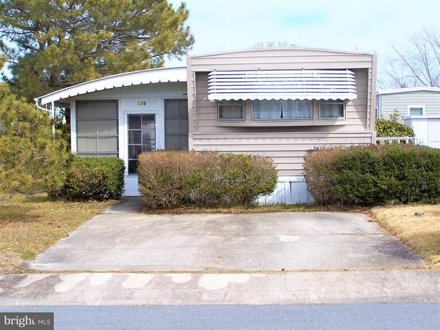 126 Clam Shell Road, OCEAN CITY, MD 21842 (#MDWO120434) :: Shamrock Realty Group, Inc