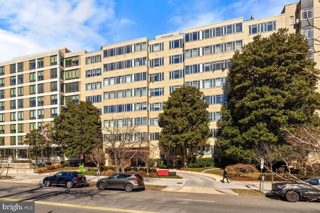 1711 Massachusetts Avenue NW #703, WASHINGTON, DC 20036 (#DCDC509690) :: The Maryland Group of Long & Foster Real Estate