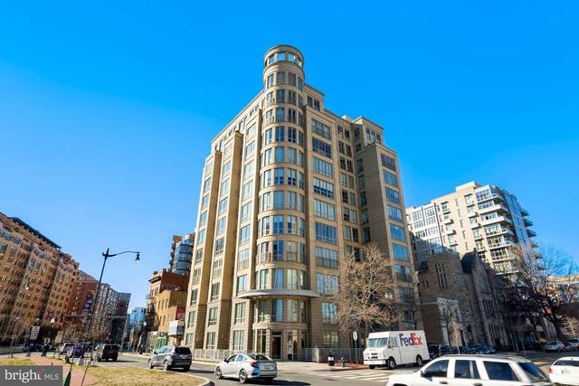 301 Massachusetts Avenue NW #401, WASHINGTON, DC 20001 (#DCDC509700) :: The Maryland Group of Long & Foster Real Estate