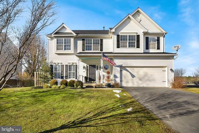 425 N Crosman Court, PURCELLVILLE, VA 20132 (#VALO431592) :: Peter Knapp Realty Group