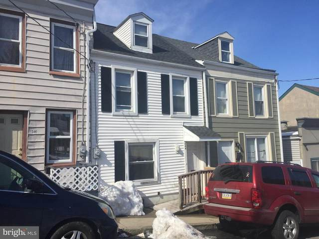 544 S 16TH 1/2ND Street, READING, PA 19606 (#PABK373842) :: The Toll Group