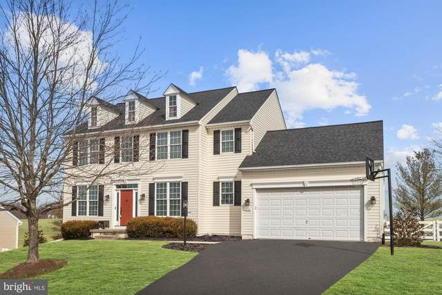1103 Cobblestone Lane, MOUNT AIRY, MD 21771 (#MDCR202720) :: Keller Williams Realty Centre