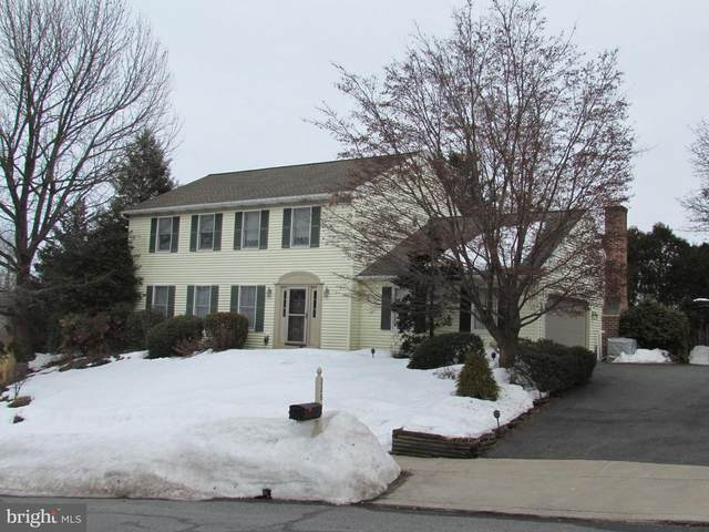 228 New Castle Drive, READING, PA 19607 (#PABK373846) :: Sunrise Home Sales Team of Mackintosh Inc Realtors