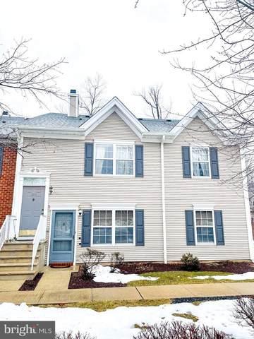 105 Dunleigh Court, PENNINGTON, NJ 08534 (#NJME308322) :: The Lux Living Group