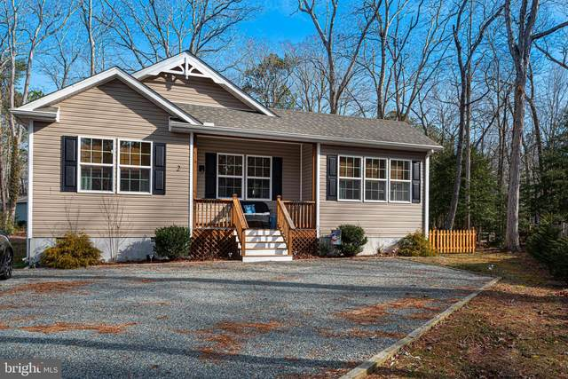 2 Rabbit Run Lane, OCEAN PINES, MD 21811 (#MDWO120438) :: The Riffle Group of Keller Williams Select Realtors