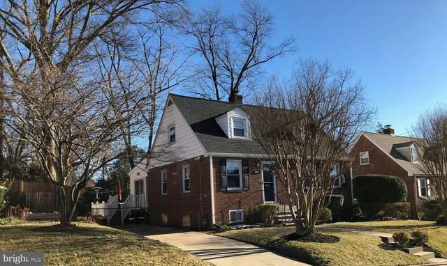 5017 24TH Street N, ARLINGTON, VA 22207 (#VAAR176906) :: Dart Homes
