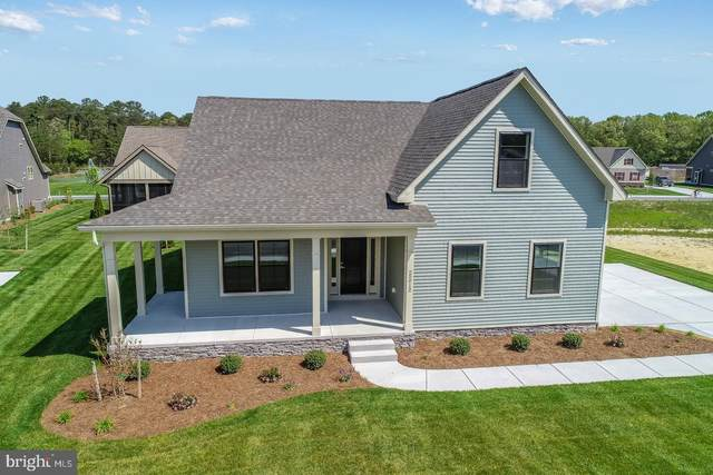 LOT 21 Bluewater Way, LEWES, DE 19958 (#DESU178156) :: RE/MAX Coast and Country