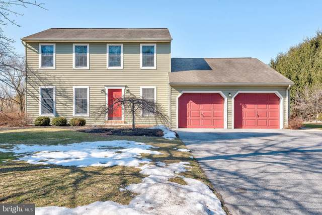 529 S Meadow Lane, HUMMELSTOWN, PA 17036 (#PADA130536) :: The Jim Powers Team
