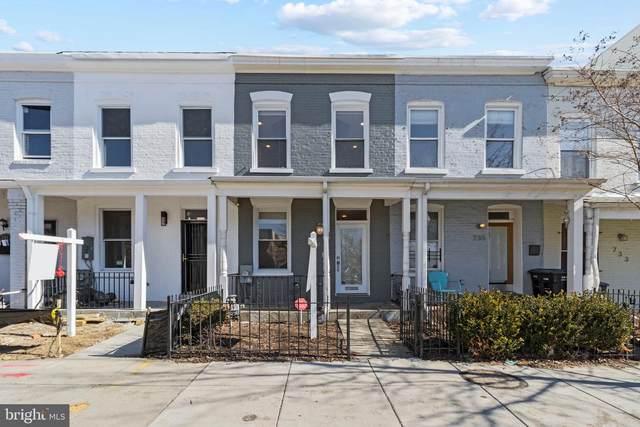 737 18TH Street NE, WASHINGTON, DC 20002 (#DCDC509746) :: The Riffle Group of Keller Williams Select Realtors