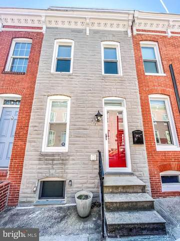 417 Sanders Street, BALTIMORE, MD 21230 (#MDBA541104) :: Colgan Real Estate