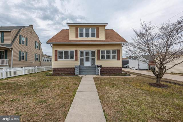 3016 Ritchie Avenue, BALTIMORE, MD 21219 (#MDBC520756) :: Revol Real Estate