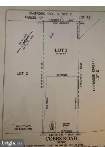 6162 Cobbs Road, ALEXANDRIA, VA 22310 (#VAFX1182886) :: McClain-Williamson Realty, LLC.