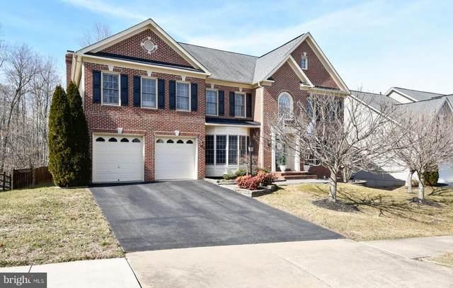 3333 Dondis Creek Drive, TRIANGLE, VA 22172 (#VAPW515670) :: Revol Real Estate