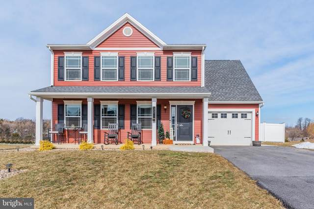 32 W Clarissa Drive, SHIPPENSBURG, PA 17257 (#PACB132312) :: Flinchbaugh & Associates