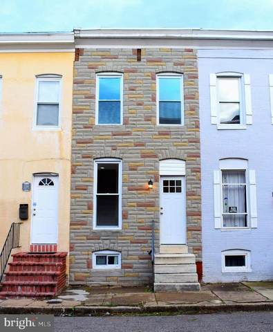 1351 Ward Street, BALTIMORE, MD 21230 (#MDBA541124) :: Lucido Agency of Keller Williams