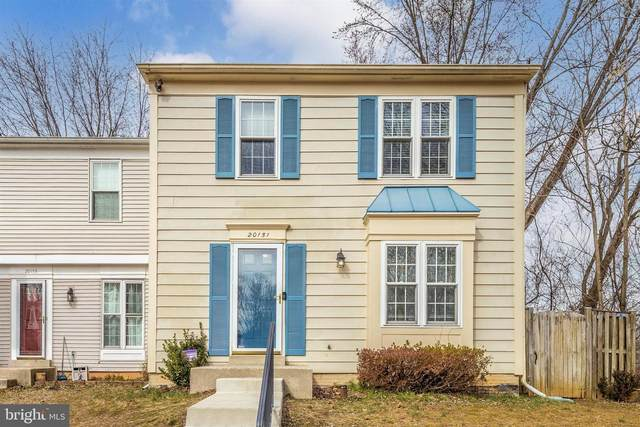 20151 Club Hill Drive, GERMANTOWN, MD 20874 (#MDMC745862) :: BayShore Group of Northrop Realty