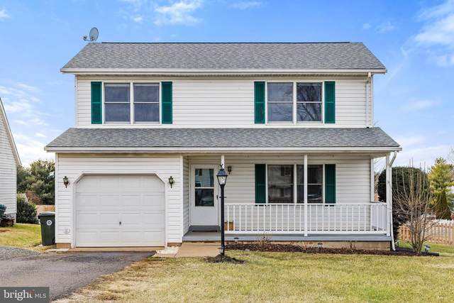 1524 Kestral Ct, CULPEPER, VA 22701 (#VACU143766) :: Crossman & Co. Real Estate