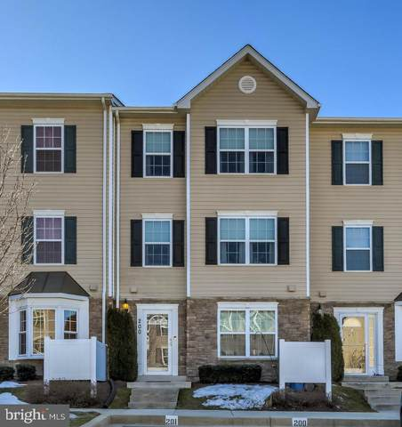 1917 Lennox Drive #200, ELDERSBURG, MD 21784 (#MDCR202728) :: Bob Lucido Team of Keller Williams Lucido Agency