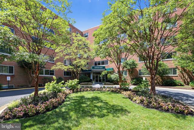 5100 Dorset Avenue #308, CHEVY CHASE, MD 20815 (#MDMC745868) :: Advance Realty Bel Air, Inc
