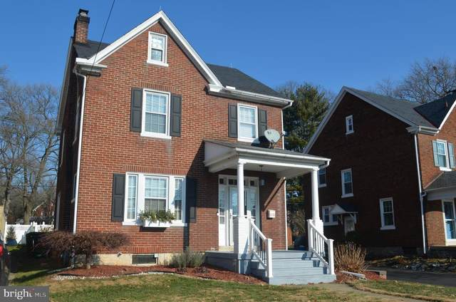 860 Fountain Avenue, LANCASTER, PA 17601 (#PALA177804) :: The Joy Daniels Real Estate Group