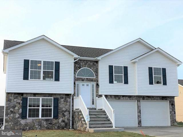 311 Heritage Hills Drive, MARTINSBURG, WV 25405 (#WVBE183952) :: Shawn Little Team of Garceau Realty
