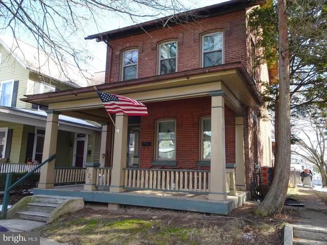 123 N Spruce Street, BIRDSBORO, PA 19508 (#PABK373866) :: The Matt Lenza Real Estate Team