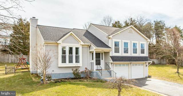 13802 Turtle Court, GAINESVILLE, VA 20155 (#VAPW515694) :: Network Realty Group