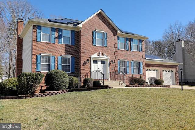 8808 Cottongrass Street, WALDORF, MD 20603 (#MDCH222200) :: The Vashist Group