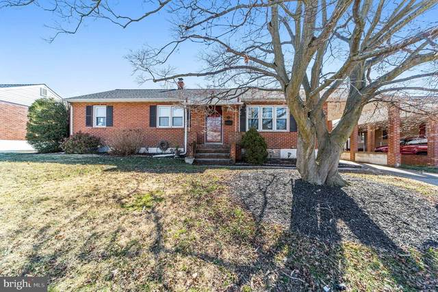 4608 Laura Drive, WILMINGTON, DE 19804 (#DENC521514) :: CoastLine Realty