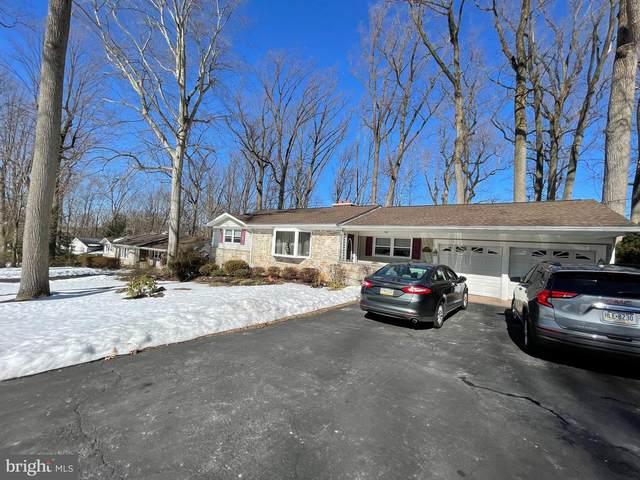 105 Creekwood Drive, FEASTERVILLE TREVOSE, PA 19053 (#PABU521202) :: Bob Lucido Team of Keller Williams Integrity