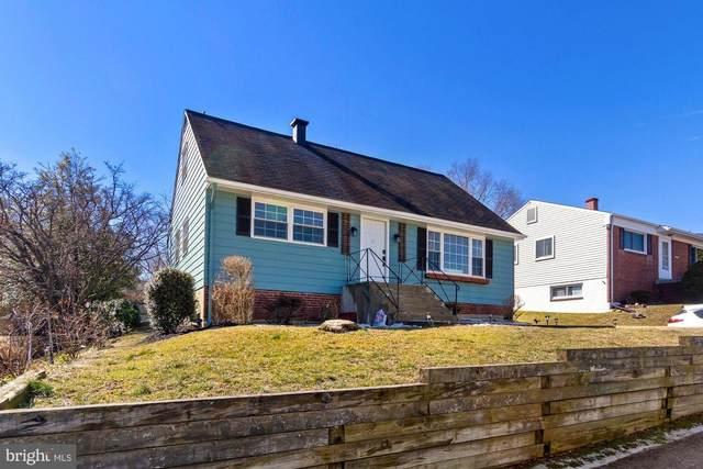 912 Montrose Avenue, LAUREL, MD 20707 (#MDPG597832) :: Dart Homes