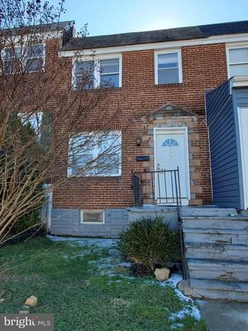 309 Arden Road W, BALTIMORE, MD 21225 (#MDAA460264) :: The Matt Lenza Real Estate Team