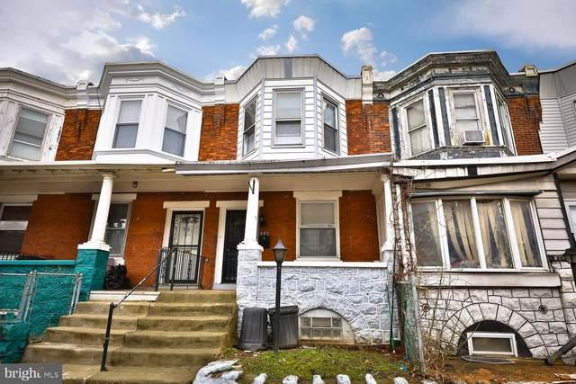 149 S 61ST Street, PHILADELPHIA, PA 19139 (#PAPH990822) :: Certificate Homes