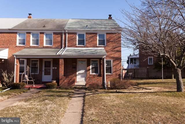 7201 Stratton Way, BALTIMORE, MD 21224 (#MDBC520824) :: The Matt Lenza Real Estate Team