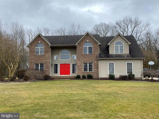 26839 Robert Burns Lane, SALISBURY, MD 21801 (#MDWC111810) :: AJ Team Realty