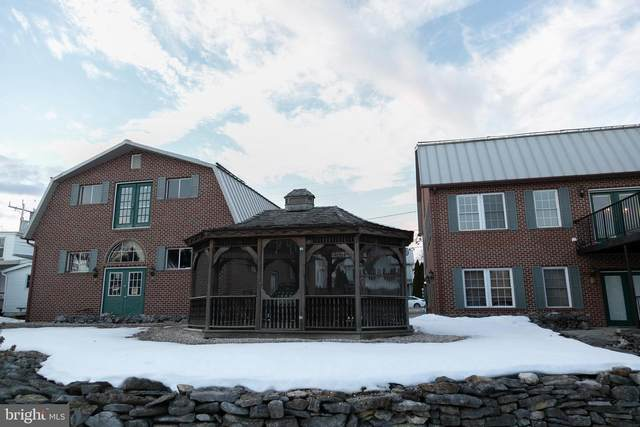 614 Walnut Bottom Road, SHIPPENSBURG, PA 17257 (#PACB132322) :: Realty ONE Group Unlimited