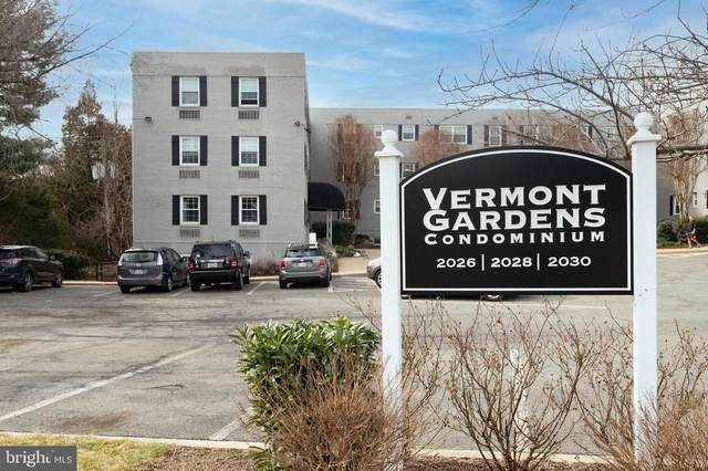 2026 N Vermont Street #101, ARLINGTON, VA 22207 (#VAAR176942) :: Dart Homes