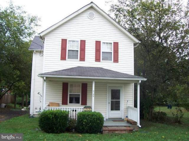 4155 Indian Head Highway, INDIAN HEAD, MD 20640 (#MDCH222208) :: The Maryland Group of Long & Foster Real Estate