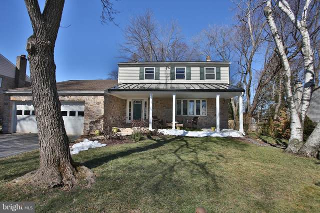 549 Britton Drive, KING OF PRUSSIA, PA 19406 (#PAMC683918) :: The John Kriza Team
