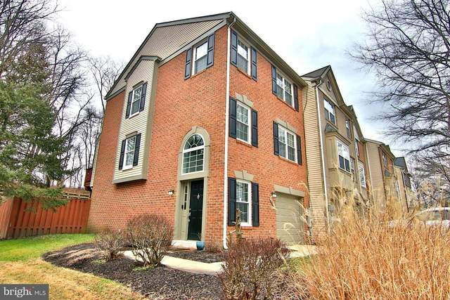3811 Early Glow Lane, BOWIE, MD 20716 (#MDPG597850) :: The Putnam Group