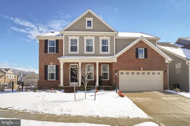 815 Holden Road, FREDERICK, MD 21701 (#MDFR278338) :: McClain-Williamson Realty, LLC.