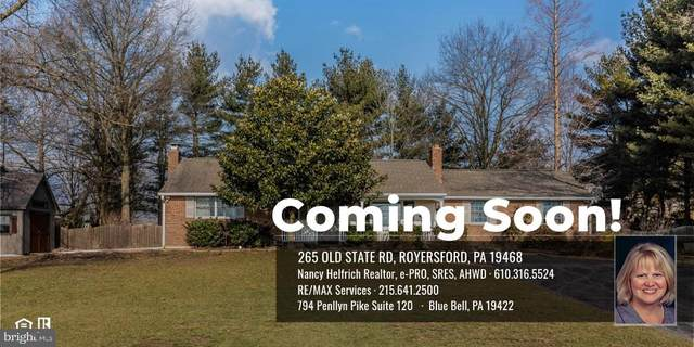 265 Old State Road, ROYERSFORD, PA 19468 (#PAMC683928) :: Talbot Greenya Group