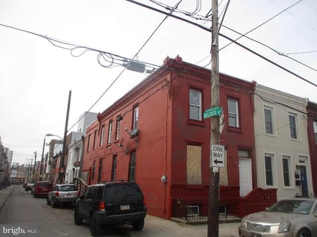 1424 S 23RD Street, PHILADELPHIA, PA 19146 (#PAPH990862) :: REMAX Horizons